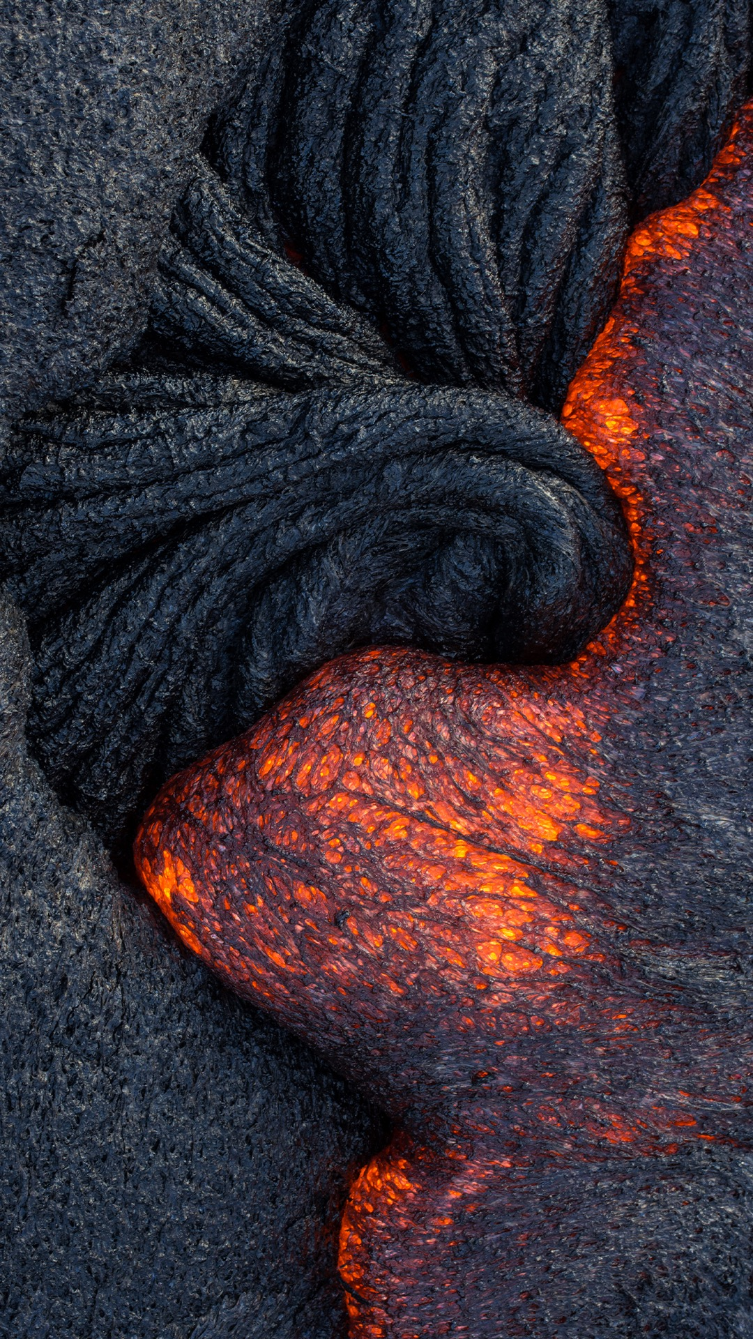 iphone wall paper lava ispazio originals wallpapers central 9898