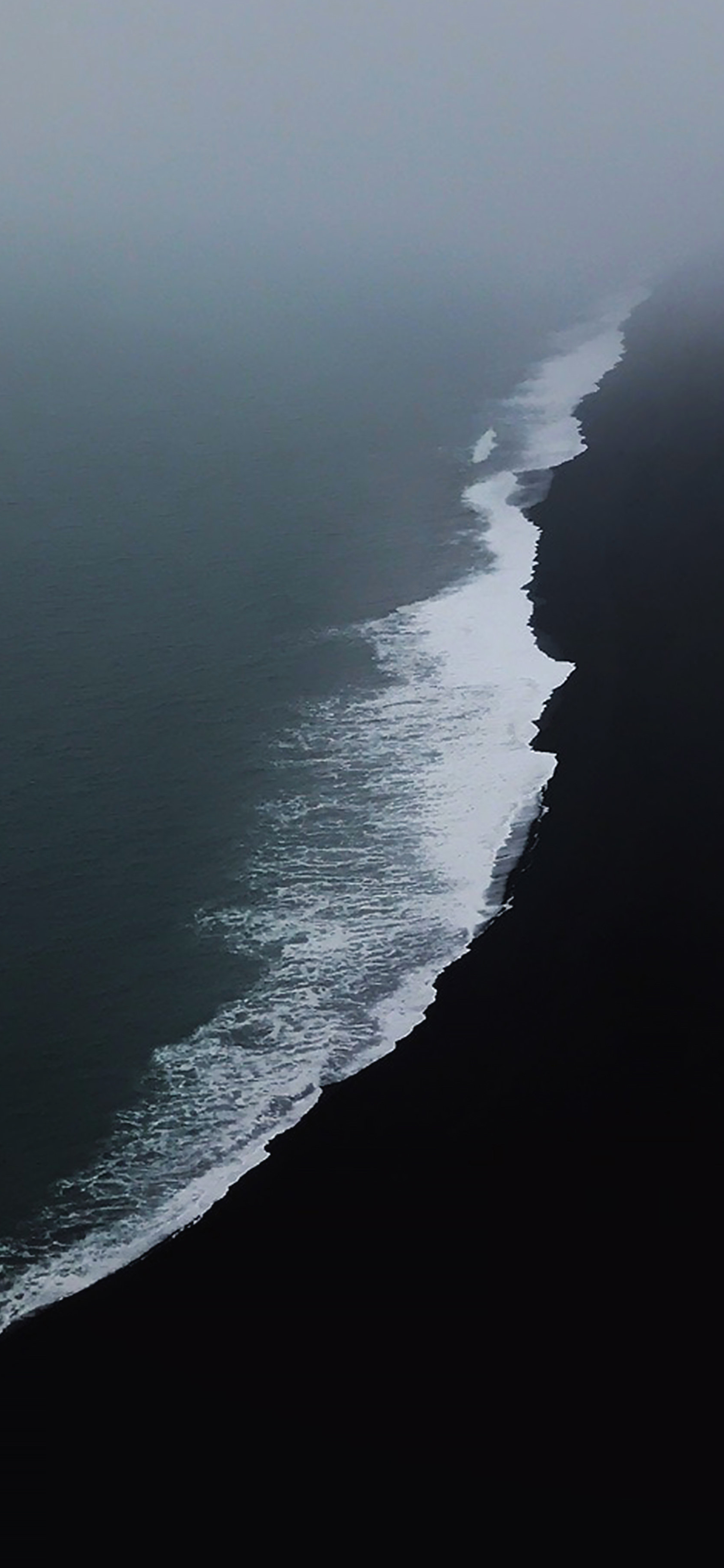 Ocean Black Wallpapers Central