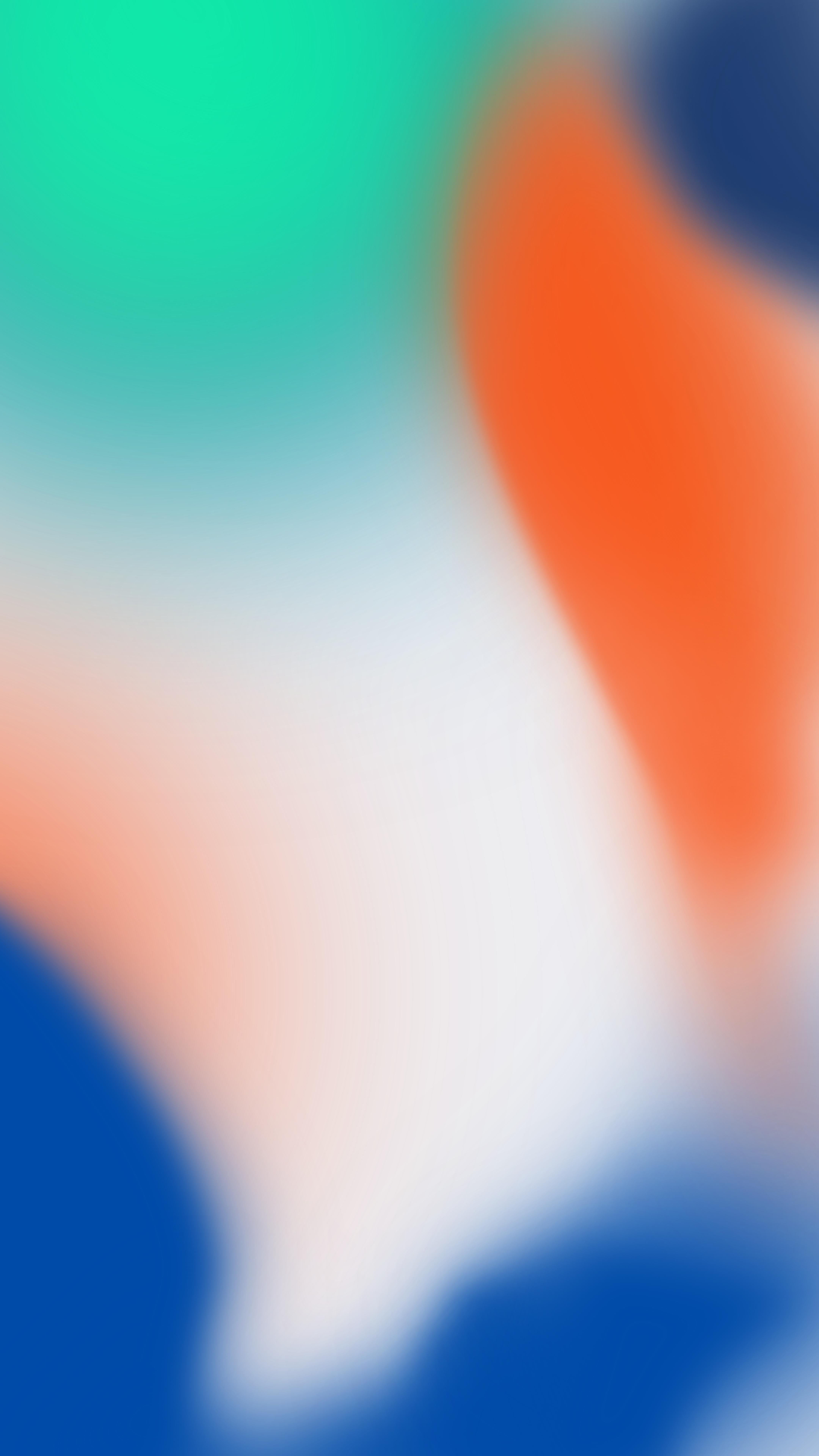 Iphone X Default Stock Wallpaper For Older Iphones Silver