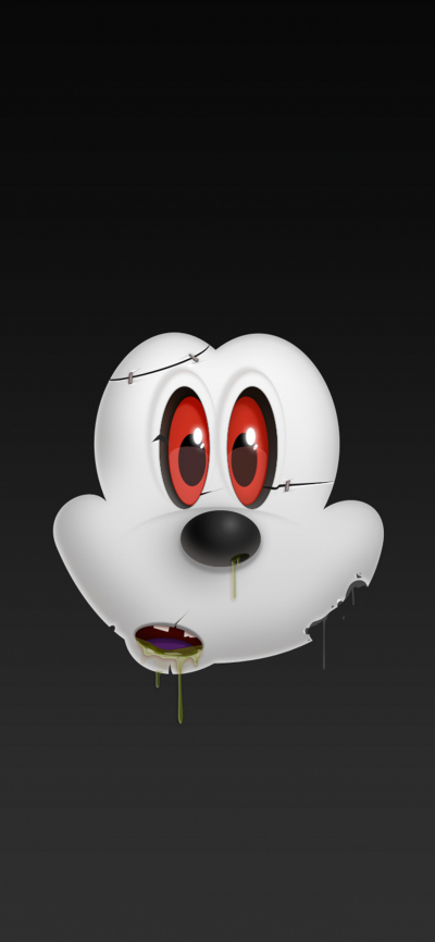 Micky Mouse Halloween Bigtoons Wallpapers Central
