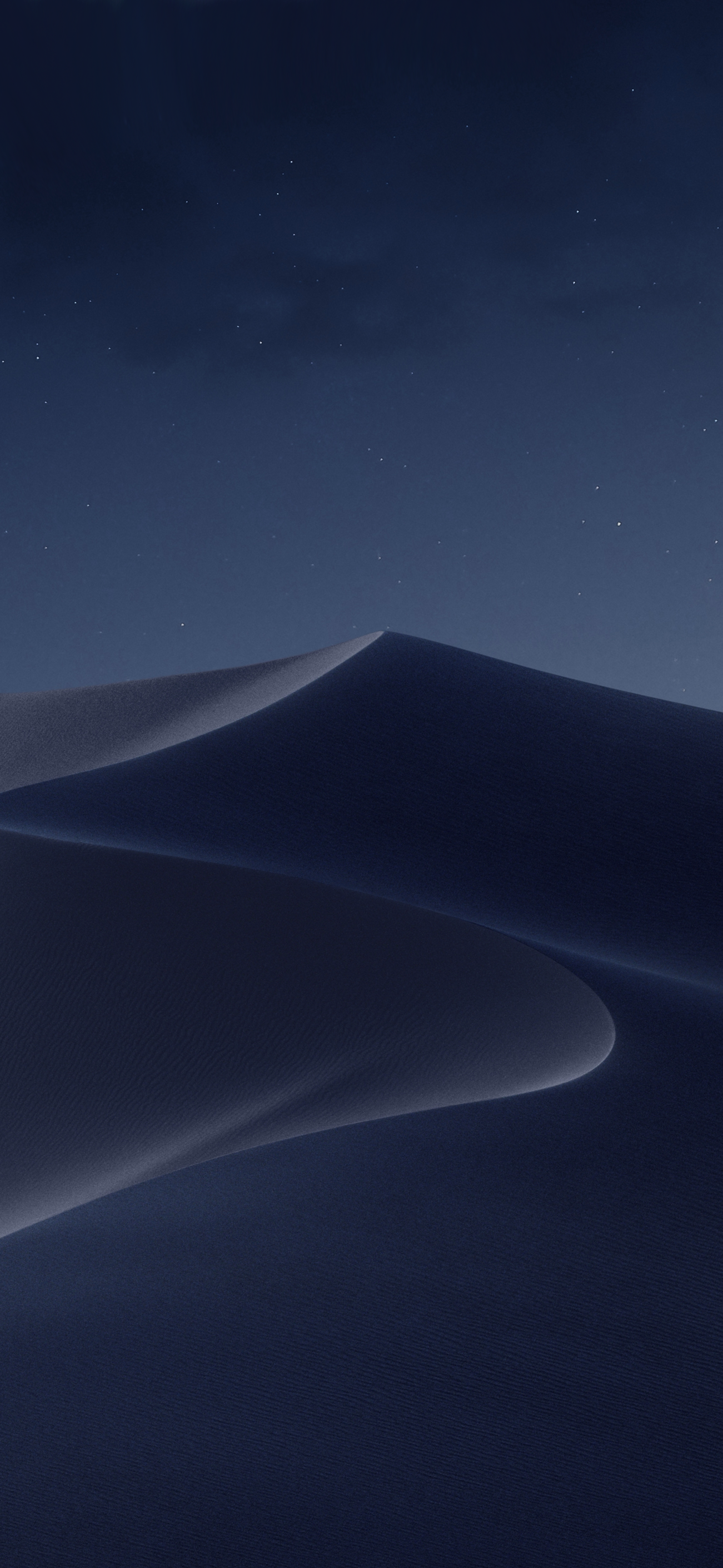Macos Mojave Stock Night Wallpapers Central
