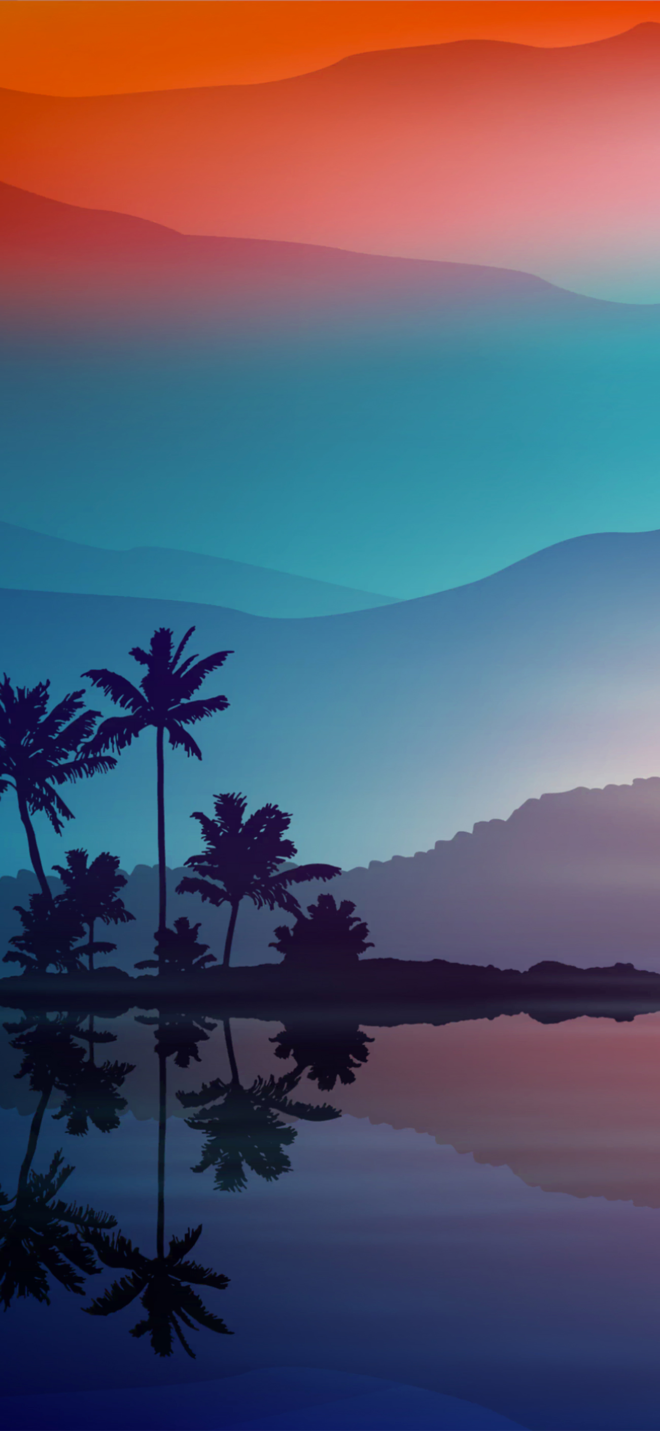 Minimal Sunset Wallpapers Central