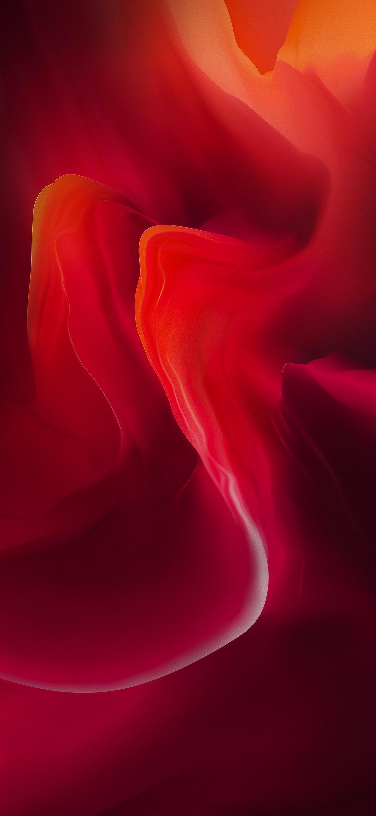 Oneplus 6 Red Stock Wallpaper Red Wallpapers Central
