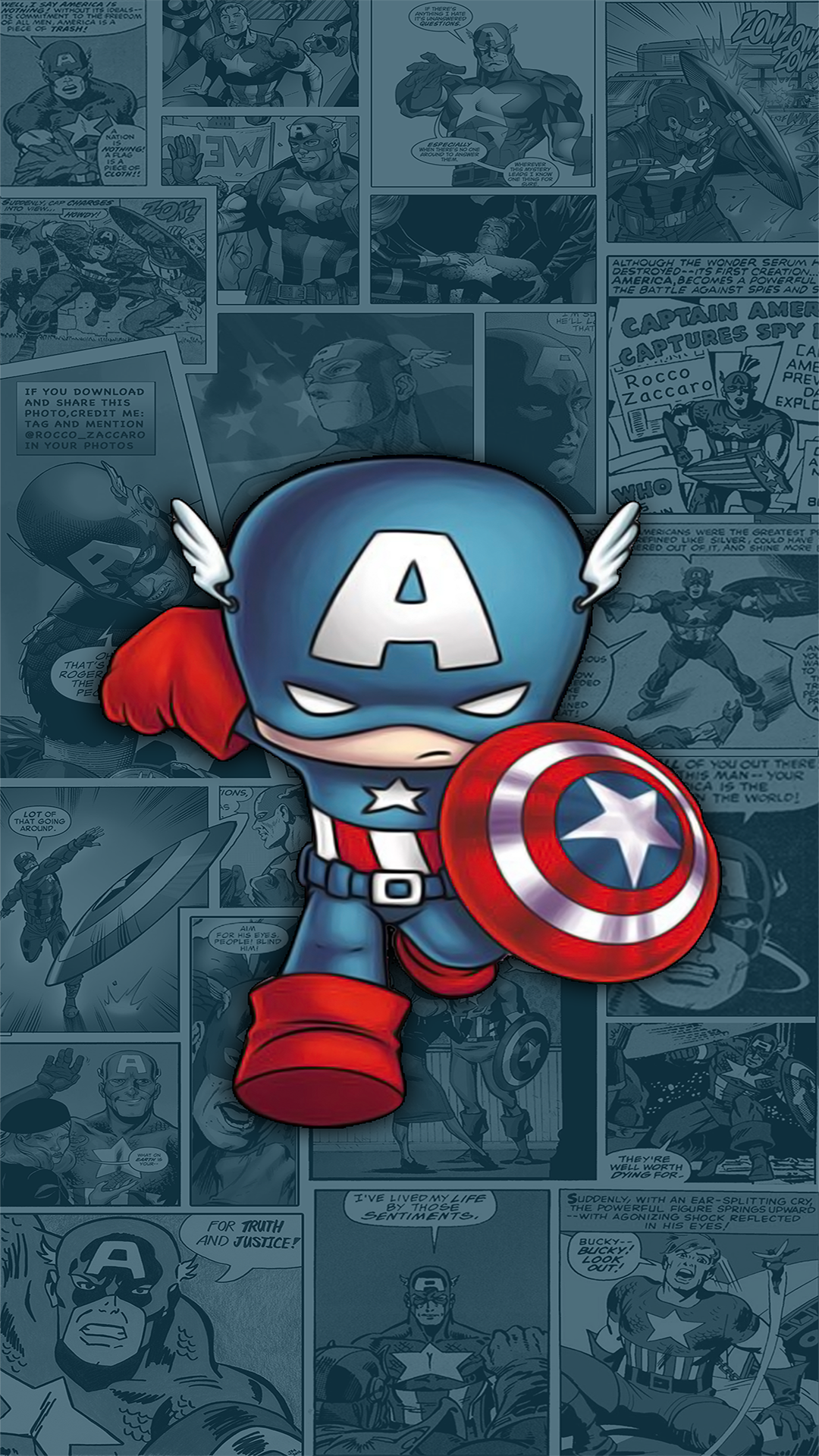 Captain America Wallpapers Central