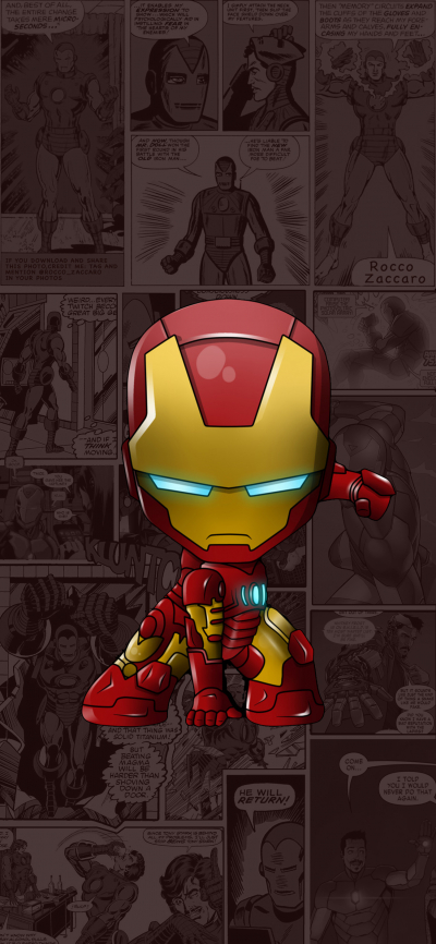 Iron Man Wallpapers Central