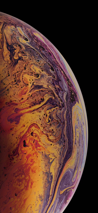 Iphone Xs Max Wallpaper Gold Wallpapers Central
