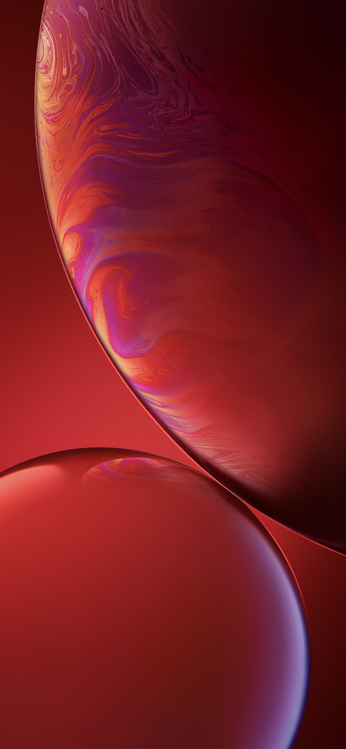 Iphone Xr Stock Wallpaper Productred Wallpapers Central