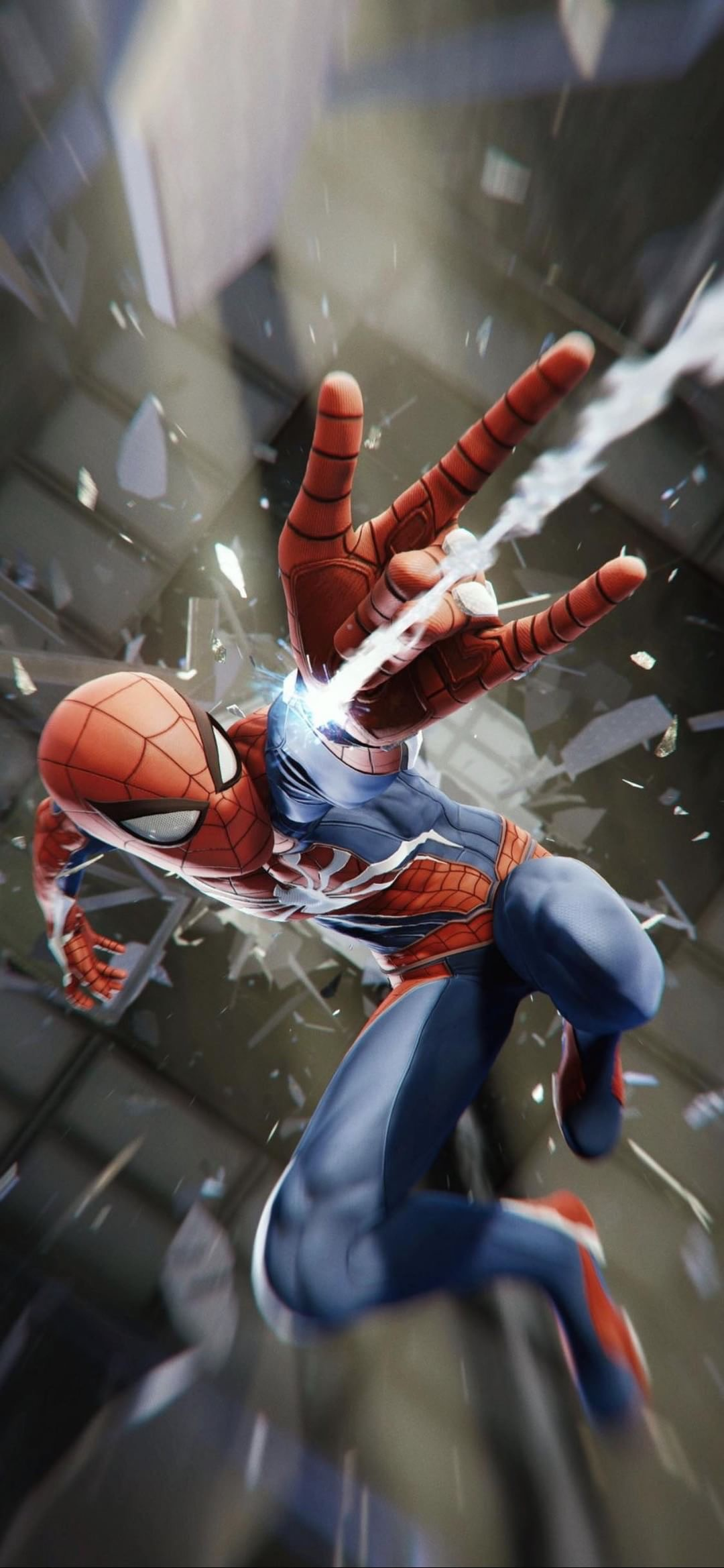 Spiderman PS4 - Wallpapers Central