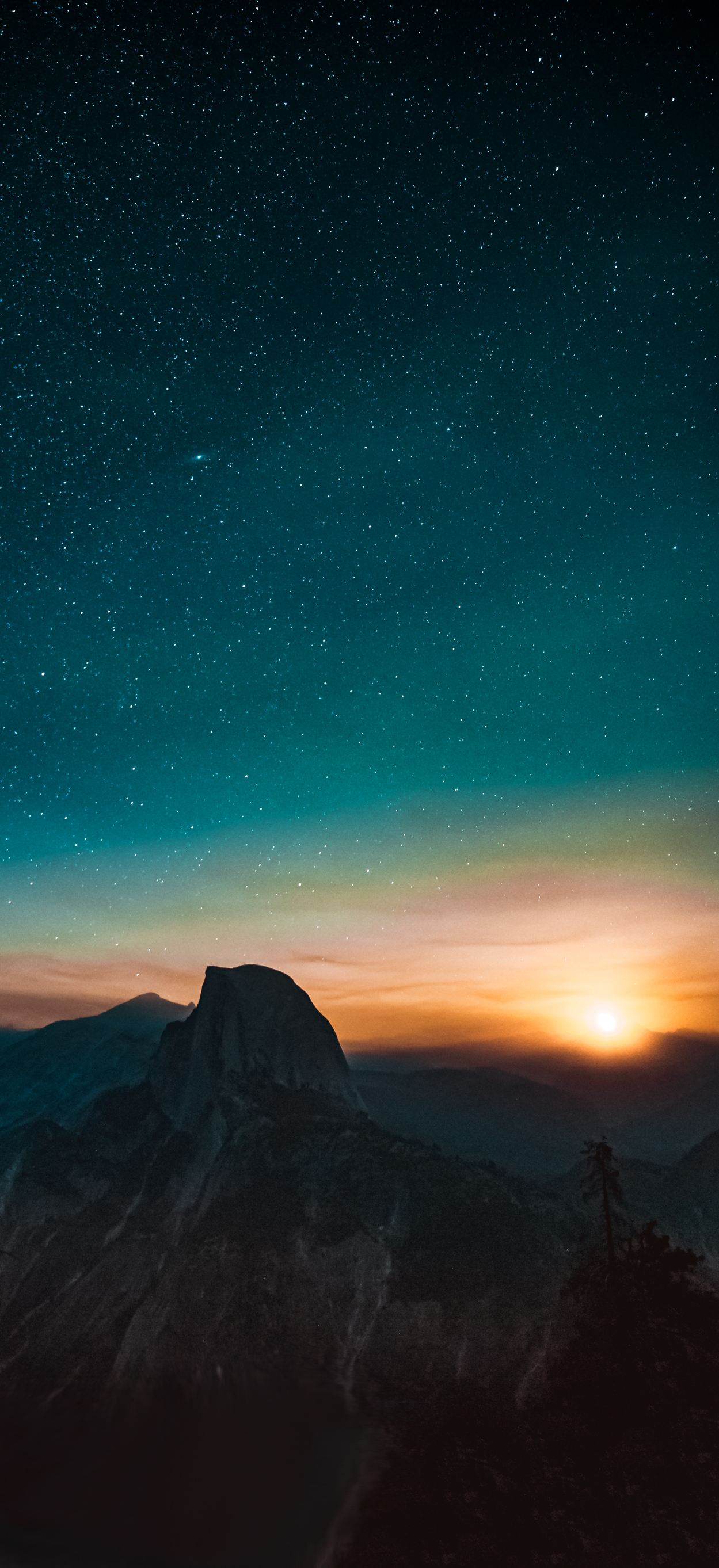 Mountain Sunset Wallpapers Central