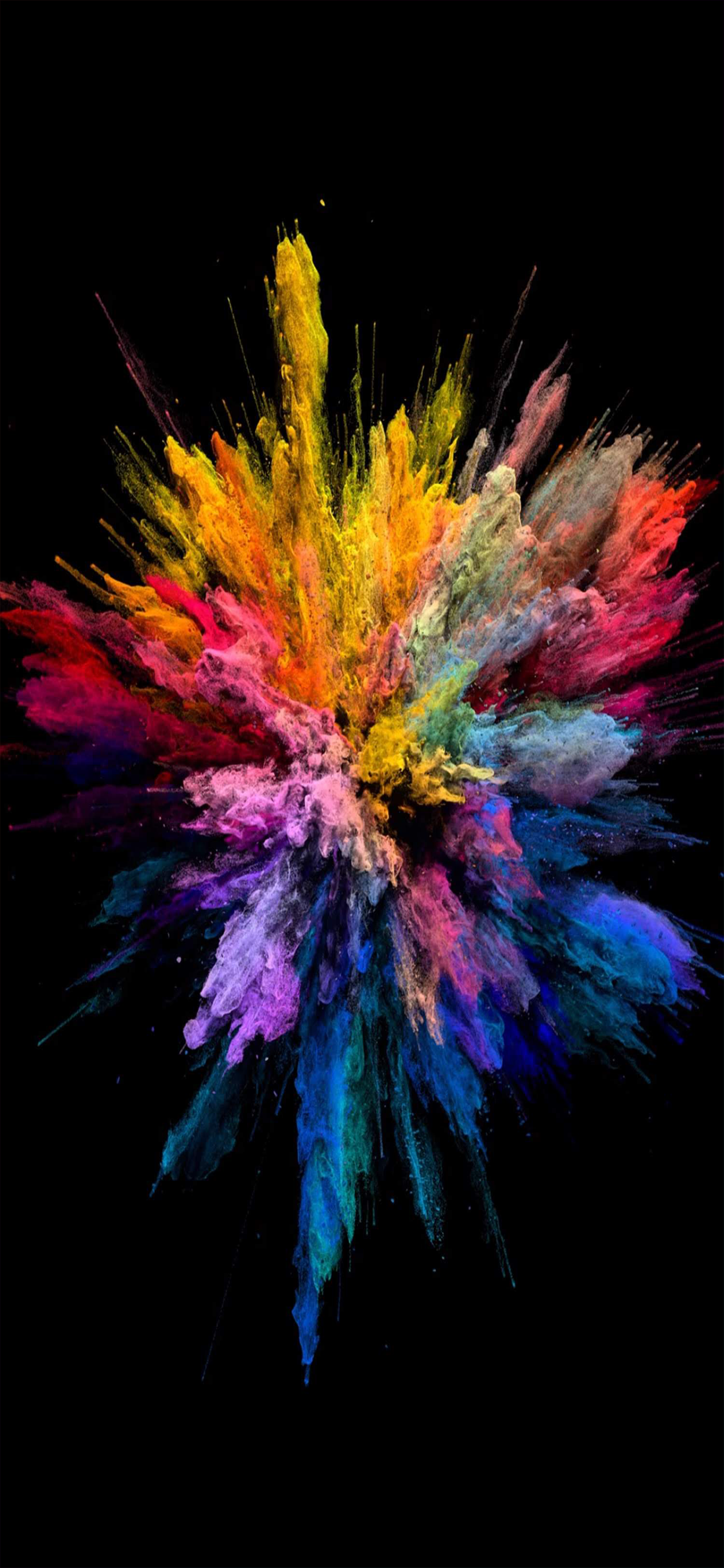 Explosion Of Colors Wallpapers Central