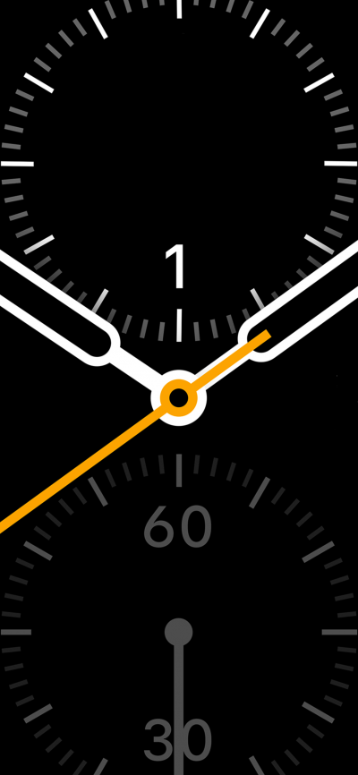Apple Watch Cronograph Wallpapers Central