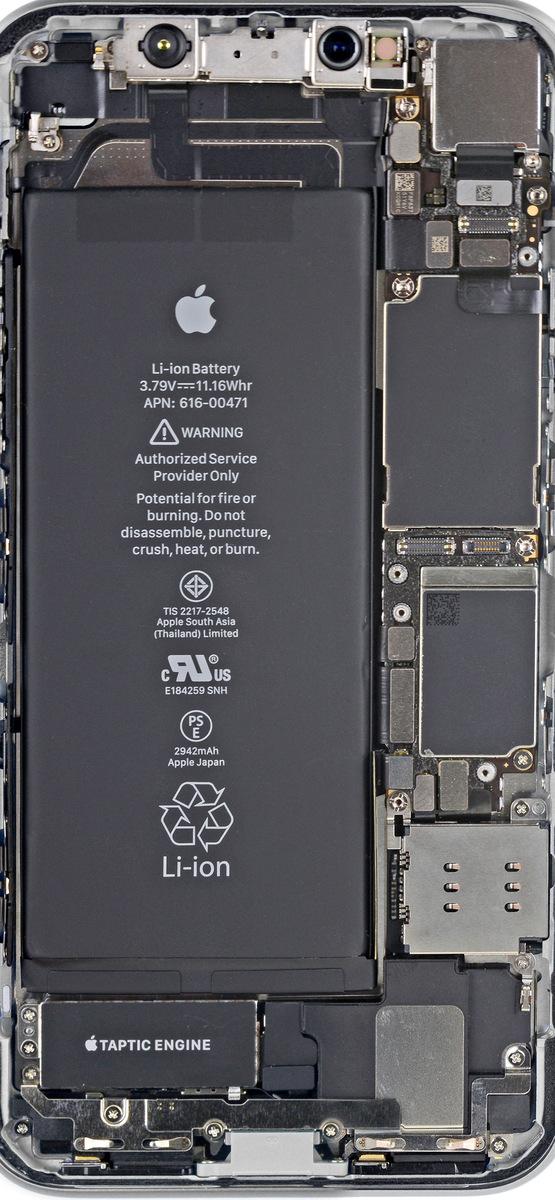 iPhone XR - Internal Wallpaper - Wallpapers Central