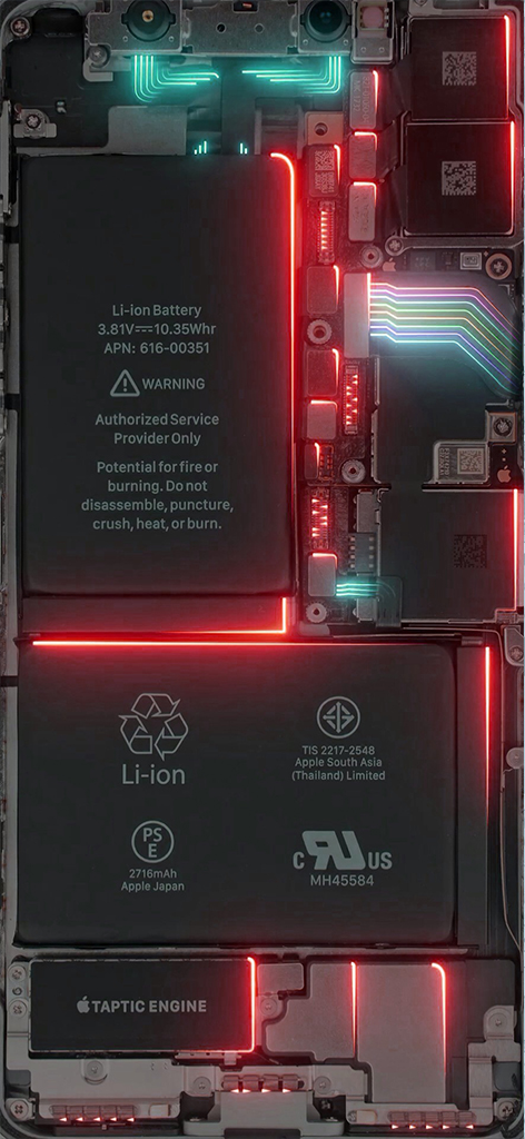Power LED - Red   LIVE Wallpaper - Wallpapers Central