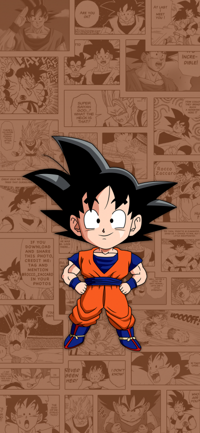 Son Goku Wallpapers Central