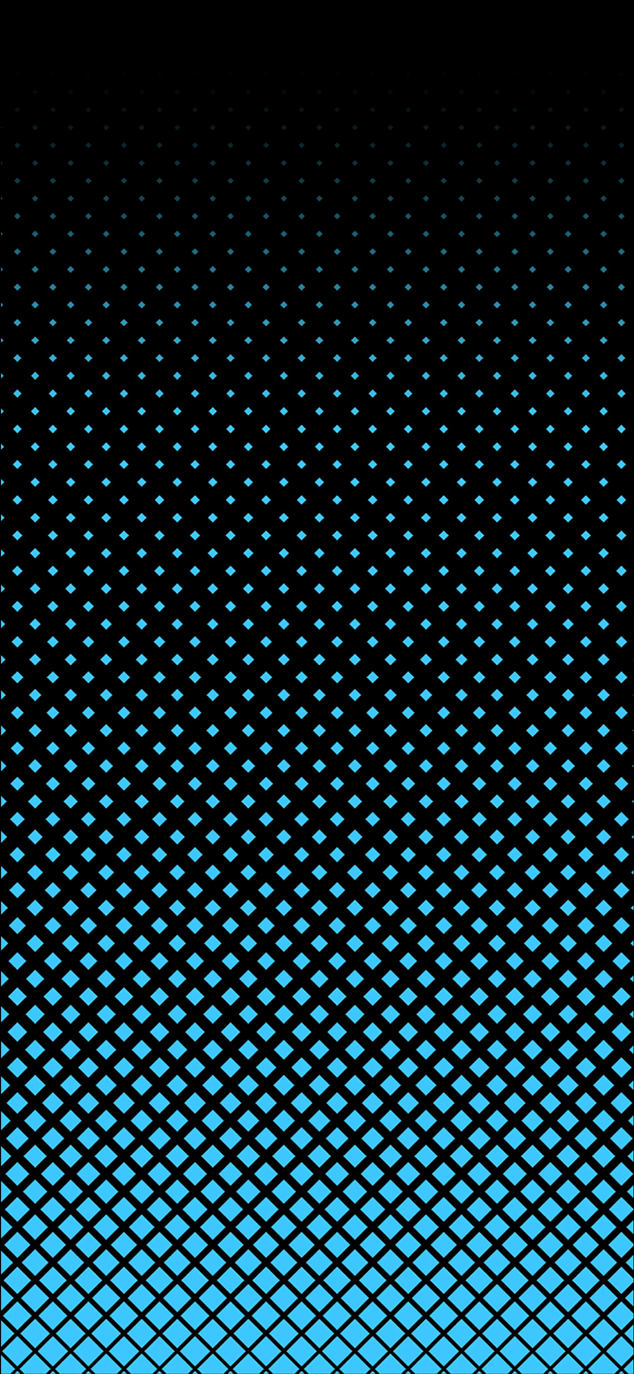 Blue Gradient Grid Wallpapers Central
