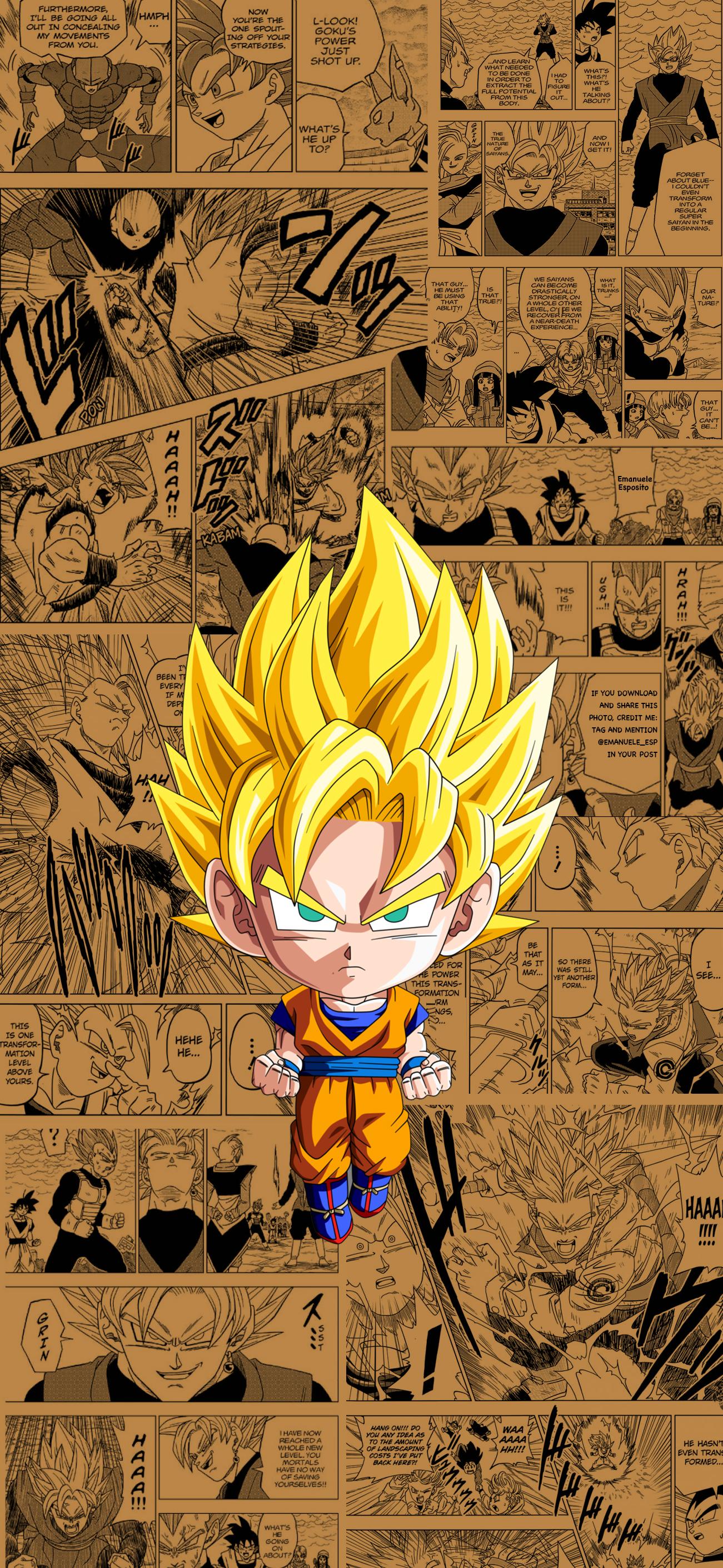 Goku Super Sayan Wallpapers Central