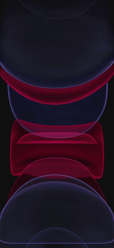 Iphone 11 Black Dark Stock Wallpaper Original From