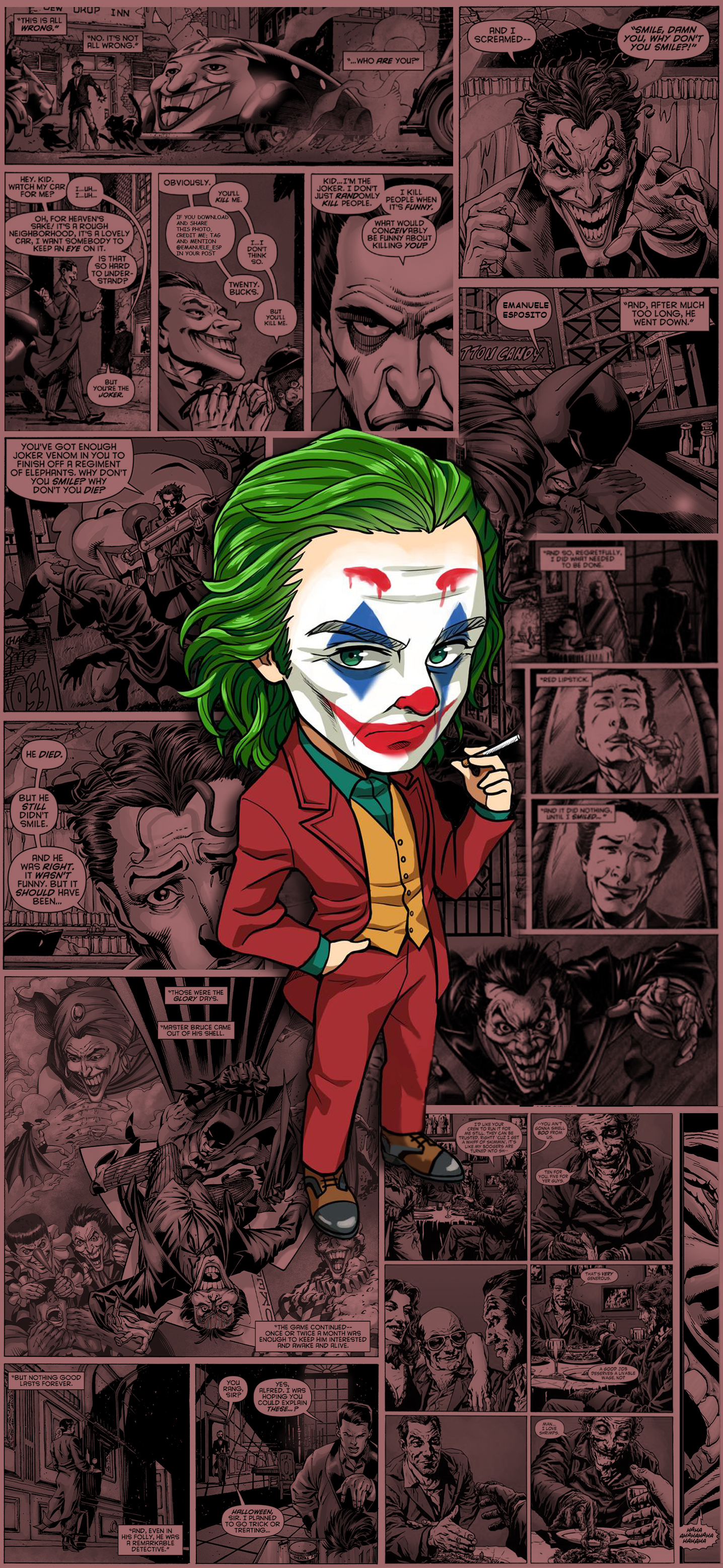 Joker Wallpapers Central