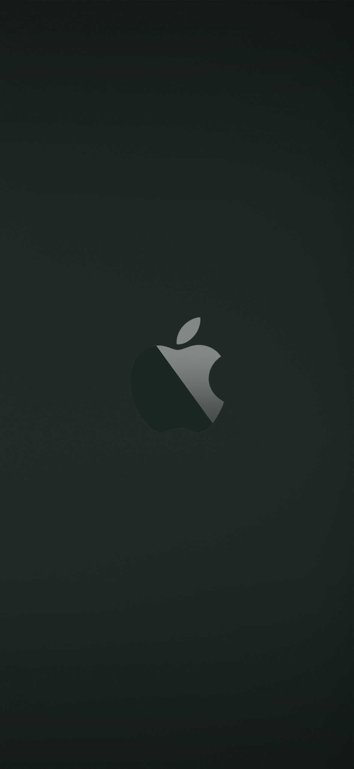 Wwdc 2020 Modded Wallpaper Midnight Green Apple Wallpapers Central