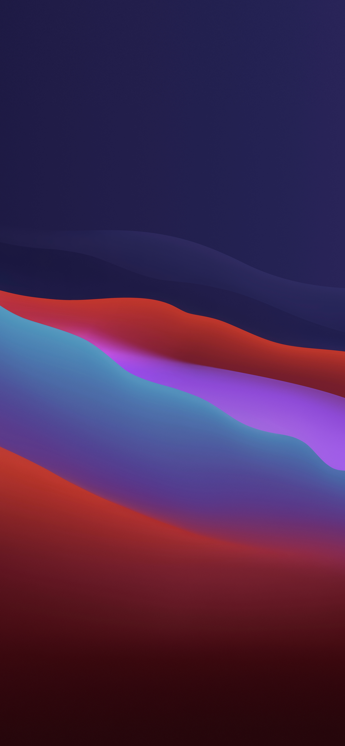 Macos Big Sur Stock Wallpaper Official Wallpaper Abstract Dark Full Quality 5k Wallpapers Central