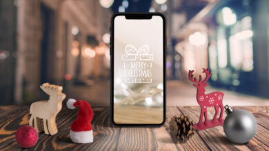 Photo of Christmas Wallpapers!